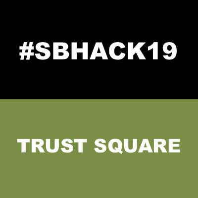 #SBHACK19, 21 – 23 JUNE 2019