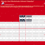 Bitcoin and Blockchain Advent Calendar
